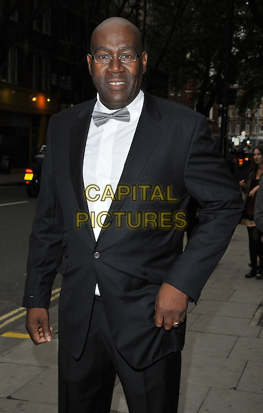 LONDON, ENGLAND - AUGUST 27: Cass Pennant attends the &quot;The Guvnors&quot; VIP film screening, Odeon Covent Garden cinema, Shaftesbury Avenue, on Wednesday August 27, 2014 in London, England, UK. <br /> CAP/CAN<br /> &copy;Can Nguyen/Capital Pictures