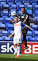 Peter Hartley of Stevenage wins a header from Ryan Lowe of Tranmere<br />  - Tranmere Rovers v Stevenage - Sky Bet League One - Prenton Park, Birkenhead - 7th September 2013. <br /> © Kevin Coleman 2013