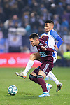 CD Leganes's  Oscar Rodriguez Arnaiz and RC Celta de Vigo's Lukas Olaza during La Liga match 2019/2020 round 16<br /> December 8, 2019. <br /> (ALTERPHOTOS/David Jar)
