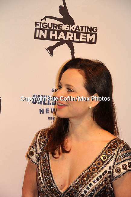 Sasha Cohen - Figure Skating in Harlem presents Champions in Life Benefit Gala on April 29, 2019 at Chelsea Pier, New York City, New York - (Photo by Sue Coflin/Max Photos)