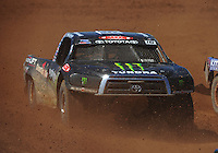 Apr 16, 2011; Surprise, AZ USA; LOORRS driver Johnny Greaves (16)during round 3 at Speedworld Off Road Park. Mandatory Credit: Mark J. Rebilas-.