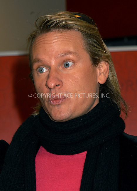 The Fab 5 'Queer Eye for the Straight Guy' sign their new book at Borders Store. PICTURED CARSON KRESSLEY. New York, February 18, 2004. Please byline: AJ SOKALNER/ACE Pictures.   ..*PAY-PER-USE*      ....IMPORTANT: Please note that our old trade name, NEW YORK PHOTO PRESS (NYPP), is replaced by new name, ACE PICTURES. New York Photo Press and ACE Pictures are owned by All Celebrity Entertainment, Inc.......All Celebrity Entertainment, Inc:  ..contact: Alecsey Boldeskul (646) 267-6913 ..Philip Vaughan (646) 769-0430..e-mail: info@nyphotopress.com