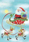 Sharon, CHRISTMAS SANTA, SNOWMAN, WEIHNACHTSMÄNNER, SCHNEEMÄNNER, PAPÁ NOEL, MUÑECOS DE NIEVE, GBSS, paintings+++++,GBSSC50XJ1,#X#
