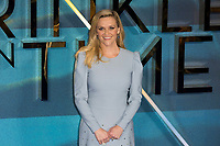 Reese Witherspoon attends A WRINKLE IN TIME European Premiere - London, UK  March 13, 2018. Credit: Ik Aldama/DPA/MediaPunch ***FOR USA ONLY***