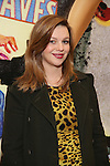 Amber Tamblyn attends the press reception for the Opening Night of the Lincoln Center Theater Production of 'The Babylon Line'  at the Mitzi E. Newhouse Theatre on December 5, 2016 in New York City.