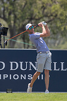 Jake Redman (RSA) during the 1st round of the Alfred Dunhill Championship, Leopard Creek Golf Club, Malelane, South Africa. 28/11/2019<br /> Picture: Golffile | Shannon Naidoo<br /> <br /> <br /> All photo usage must carry mandatory copyright credit (© Golffile | Shannon Naidoo)