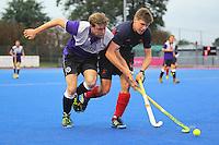 Old Loughtonians HC vs Brighton & Hove HC 14-09-13