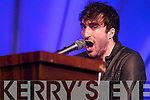 Danny O'Reilly, of the The Coronas, performing during the Tuesday night Rose Selection at the Dome.