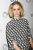"LOS ANGELES - MAR 15:  Sarah Paulson at the PaleyFEST LA 2015 - ""American Horror Story: Freak Show"" at the Dolby Theater on March 15, 2015 in Los Angeles, CA"