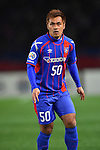 Yuichi Komano (FC Tokyo), FEBRUARY 9, 2016 - Football / Soccer : AFC Champions League 2016 Play-off match between FC Tokyo 9-0 Chonburi FC at Tokyo Stadium in Tokyo, Japan. (Photo by AFLO)