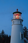 Umpqua River Lighthouse, Oregon coast.