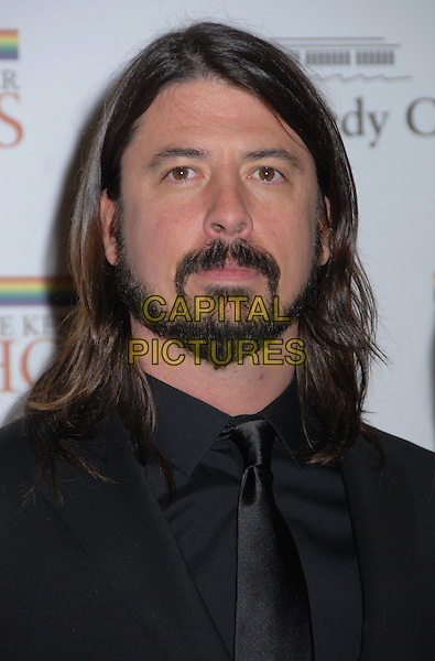 DAVE GROHL of Foo Fighters .Gala Dinner honoring the 31st Kennedy Center Honors Recipients held at the State Department, Washington, D.C., USA..December 6th, 2008.headshot portrait black beard facial hair .CAP/ADM/LF.©Laura Farr/AdMedia/Capital Pictures.