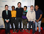 Paul Rudd with SAY Kids during the 8th Annual Paul Rudd All-Star Benefit for SAY at Lucky Strike Lanes  on November 11, 2019 in New York City.