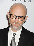 WEST HOLLYWOOD, CA- SEPTEMBER 12: Musician Moby attends Mercy For Animals 15th Anniversary Gala at The London on September 12, 2014 in West Hollywood, California.