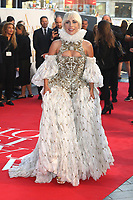 "Lady Gaga<br /> at the premiere of ""A Star is Born"", Vue West End, Leicester Square, London<br /> <br /> ©Ash Knotek  D3436  27/09/2018"