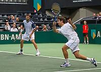 17-02-12, Netherlands,Tennis, Rotterdam, ABNAMRO WTT, Marcel Granollers / Marc Lopez