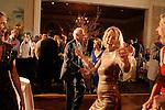 Gala wedding celebration at Bronx Botanical Garden