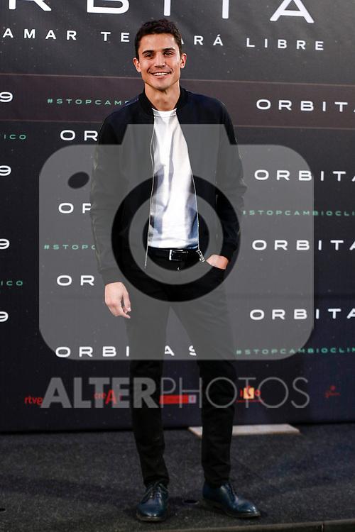 "Alex Gonzalez attends the junket of the film ""Orbita 9"" in Madrid, Spain. April 05, 2017. (ALTERPHOTOS / Rodrigo Jimenez)"