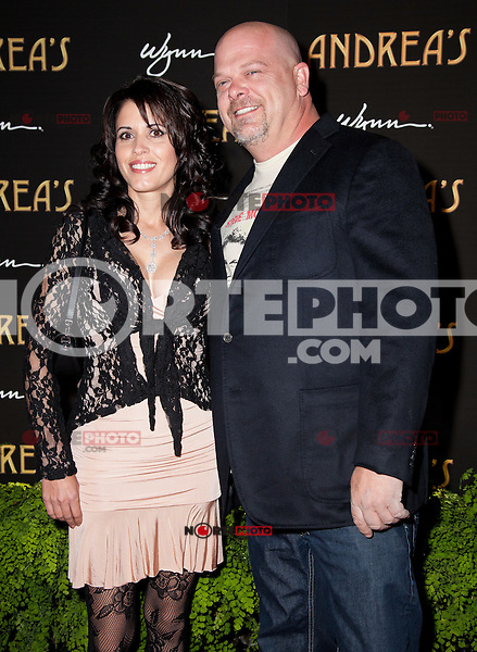 LAS VEGAS, NV - January 16 : Rick Harrison pictured at the grand opening of Andrea's at Encore at Wynn Las Vegas in Las Vegas, Nevada on January 16, 2013. Credit: Kabik/Starlitepics/MediaPunch Inc. /NortePhoto
