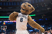 NEW YORK, NY - Thursday March 9, 2017: Villanova and St. John's square off in the Quarterfinals of the Big East Tournament at Madison Square Garden.