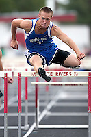2007 District 31-AA Track Meet (Day 2)