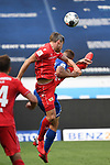20.06.2020, xmeix, 1.Fussball Bundesliga, TSG 1899 Hoffenheim - 1.FC UNion Berlin, empor. v.l.n.r, <br /> Michael Parensen (1.FC Union Berlin) gegen Pavel Kaderabek (TSG 1899 Hoffenheim)<br /> <br /> <br /> <br /> Foto: Sascha Meiser/APF/Pool/PIX-Sportfotos<br /> <br /> Nur für journalistische Zwecke!<br /> Only for editorial use!<br /> Nutzungsbedingungen: http://poolbilder.de/nutzungsvereinbarung.pdf