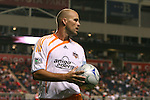 05 June 2009: Houston's Craig Waibel. The Houston Dynamo defeated the Chicago Fire 1-0 at Toyota Park in Bridgeview, Illinois in a regular season Major League Soccer game.