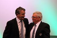 02.03.2012: Außerordentlicher DFB-Bundestag in Frankfurt