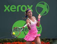 ANNA SCHMIEDLOVA (SVK)<br /> <br /> Tennis - MIAMI OPEN 2015 - ATP 1000 - WTA Premier -  Crandon park Tennis Centre  - Miami - United States of America - 2015<br /> &copy; AMN IMAGES