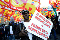 Roma, 16 Dicembre 2017<br /> Figth-Rigth, diritti senza confini, manifestazione per i diritti dei e delle migranti Roma, 16 Dicembre 2017<br /> Fight-Right, diritti senza confini, manifestazione per i diritti dei e delle migranti Dicembre 2017<br /> Fight-Right, diritti senza confini, manifestazione per i diritti dei e delle migranti