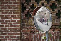 the peloton reflected<br /> <br /> 98th Milano - Torino 2017 (ITA) 186km