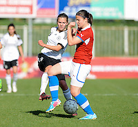 2014.04.05 U19 Germany - Czech Republic