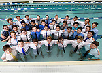 12-17-16, Skyline High School boy's swimming and diving team