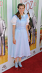 Danielle Wade arrive to The Wizard of OZ 3D Premiere and the Grand Opening of the new TCL Chinese Theatre IMAX in Los Angeles September 15, 2013