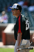 August 18 2008:  Coaches of the Baseball Factory team during the 2008 Under Armour All-American Game at Wrigley Field in Chicago, Illinois.  (Copyright Mike Janes Photography)