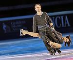 .<br /> <br /> Margarita Drobiazko - Povilas Vanagas 20/10/2012 - Grandi nomi del pattinaggio di figura su ghiaccio, si esibiscono per il Golden Skate 2012 al Palavela di Torino, il 20 ottobre 2012.<br /> <br /> 20/12/2012 - Figure Ice Skating stars exhibit at Golden Skate 2012 at Turin Palavela, on 20th october 2012.