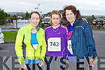 BORN TO RUN: Member's of Born to Run taking part in the An Riocht Lee Strand Kingdom 10km & 5Km run/walk in Castleisland on Sunday l-r: Kathleen Jordan, Anne Kelliher and Marion Bowler, Tralee.