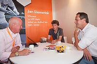 Den Bosch, Netherlands, 10 June, 2016, Tennis, Ricoh Open, KNLTB<br /> Photo: Henk Koster/tennisimages.com