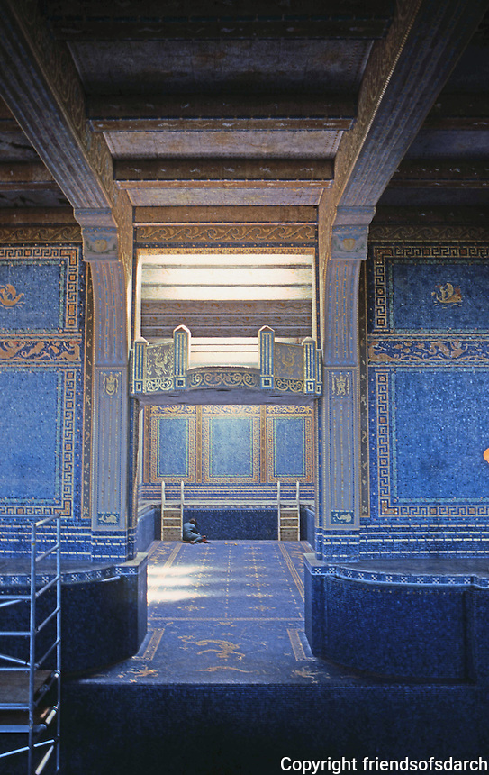 Hearst Castle: Indoor Pool. Photo '86.