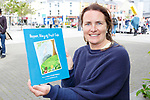 Nancy O'Neill-Waldron who launched her new book Hopper, King of Puck Fair at Kfest on Sunday