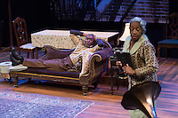 Glass Menagerie presented by Upstream Theater at Kranzberg Arts Center in St. Louis, Missouri on April 28, 2016.