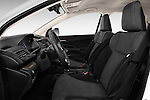 Front seat view of 2014 Honda CR-V Lifestyle 5 Door Suv Front Seat  car photos