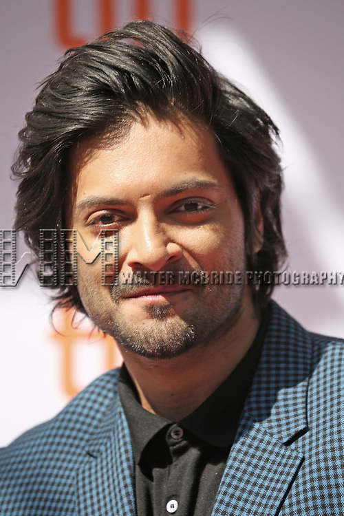 Ali Fazal attends the 'Victoria & Abdul' premiere during the 2017 Toronto International Film Festival at Princess of Wales Theatre on September 10, 2017 in Toronto, Canada.