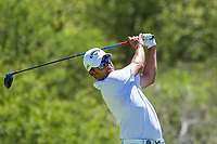Pablo Larrazabal (ESP) during the 3rd round at the Nedbank Golf Challenge hosted by Gary Player,  Gary Player country Club, Sun City, Rustenburg, South Africa. 16/11/2019 <br /> Picture: Golffile | Tyrone Winfield<br /> <br /> <br /> All photo usage must carry mandatory copyright credit (© Golffile | Tyrone Winfield)