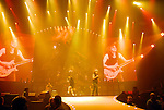 AC/DC  performs during the band's stop at the Toyota Center Sunday Dec. 14, 2008. (Dave Rossman for the Chronicle)