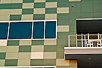 Urban Abstracts: Green Squares of Tech Town