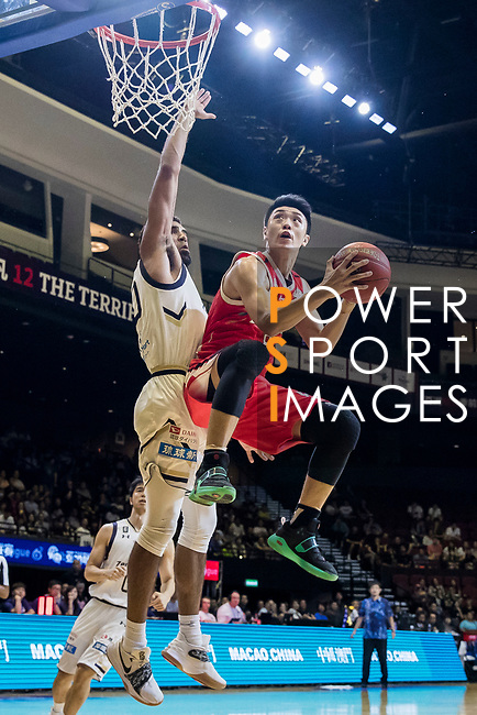 Ryukyu Golden Kings vs Guangzhou Long-Lions during The Asia League's The Terrific 12 Final match at Studio City Event Center on 23 September 2018, in Macau, Macau. Photo by Yu Chun Christopher Wong / Power Sport Images for Asia League
