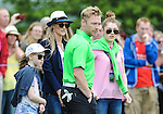 Ireland&rsquo;s Ronan Keating looks on, on the third green <br /> <br /> Golf - Day 1 - Celebrity Cup - Saturday 4th July 2015 - Celtic Manor Resort  - Newport<br /> <br /> &copy; www.sportingwales.com- PLEASE CREDIT IAN COOK