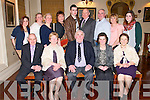 80th Birthday : Denis Hanrahan celebrating his 80th birthday with family at the Listowel Arms Hotel on Friday night last. Front : John & Helen O'Connor, Denis Hanrahan, Rita Fitzpatrick & Mary O'Connor. Back : Nancy O'Neill, Helen & Marie Hanrahan, Marie Hanrahan O'Neill, Luke Hanrahan, Tommy O'Connor, Thomas & Hannah Hanrahan & Allison O'Neill.