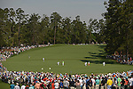 AUGUSTA, GA: APRIL 11 -  General view during the second round of the 2014 Masters held in Augusta, GA at Augusta National Golf Club on Friday, April 11, 2014. (Photo by Donald Miralle)